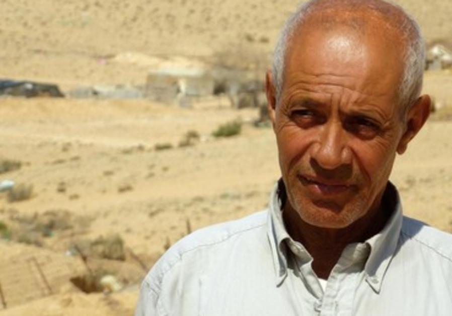 Le sheikh Ode Zanoun est prêt à quitter son village de Rahma.
