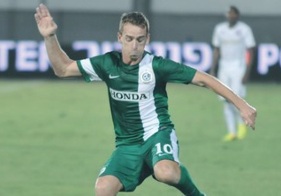MACCABI HAIFA midfielder Rayo scored his sixth goal in as many continental matches on Thursday night