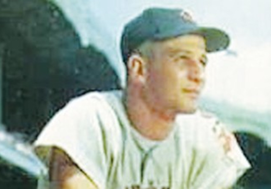 AL ROSEN remains one of the most underrated Jewish baseball stars of all time.