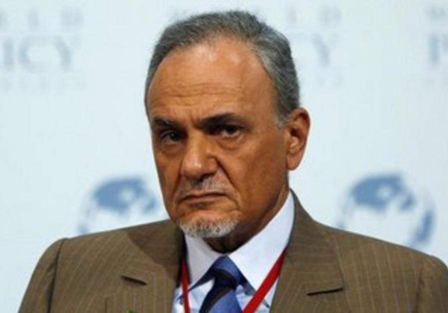 Saudi prince Turki al-Faisal [file]