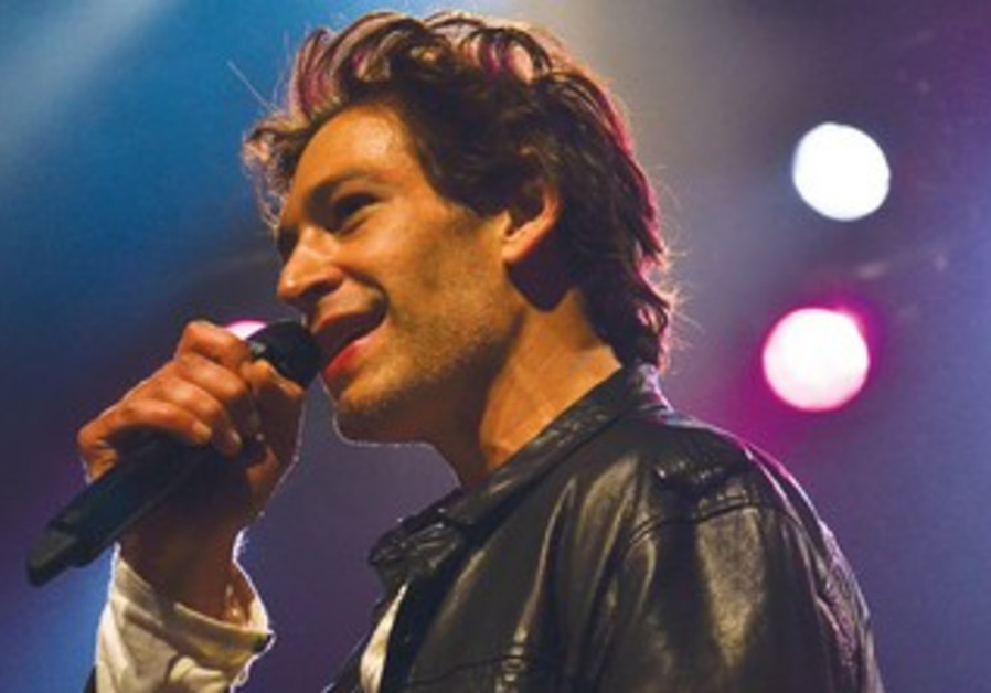 A new-look Matisyahu rocks out.