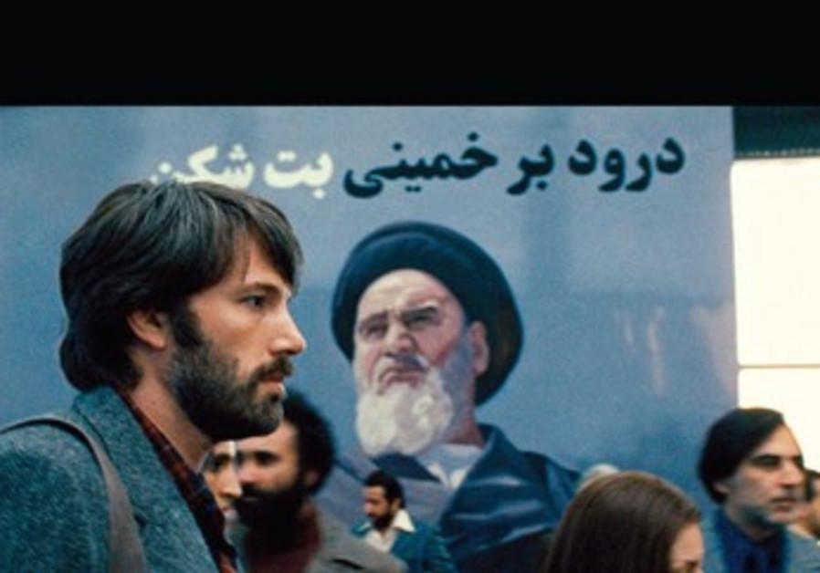 Ben Affleck's Oscar-winning Argo