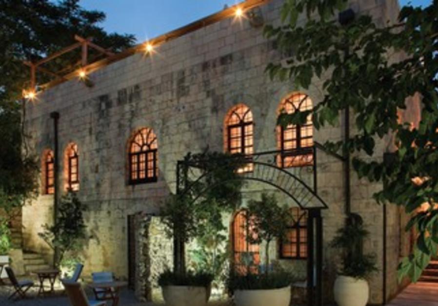 Alegra boutique hotel in Ein Kerem, Jerusalem