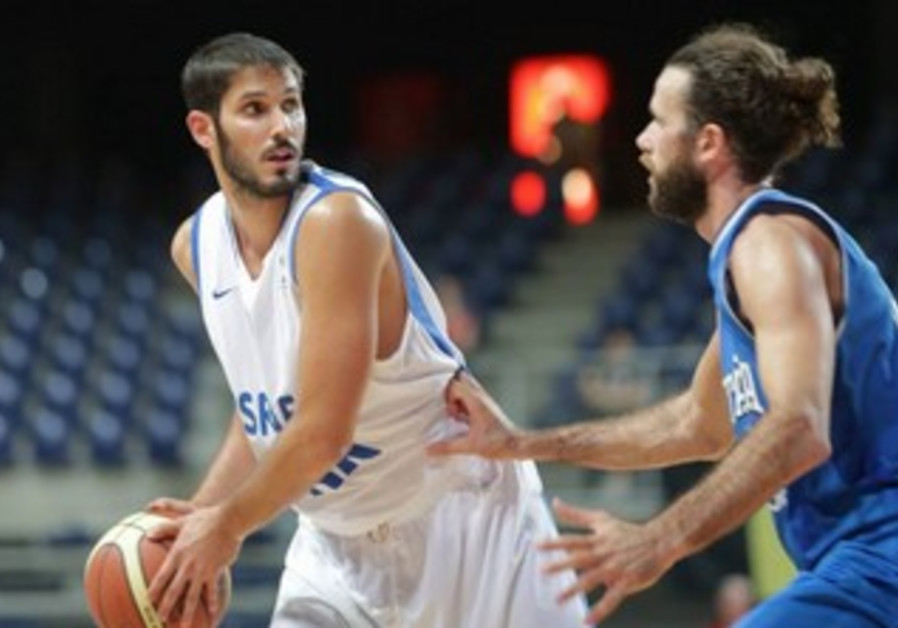 Omri Casspi ready to lead Israel.