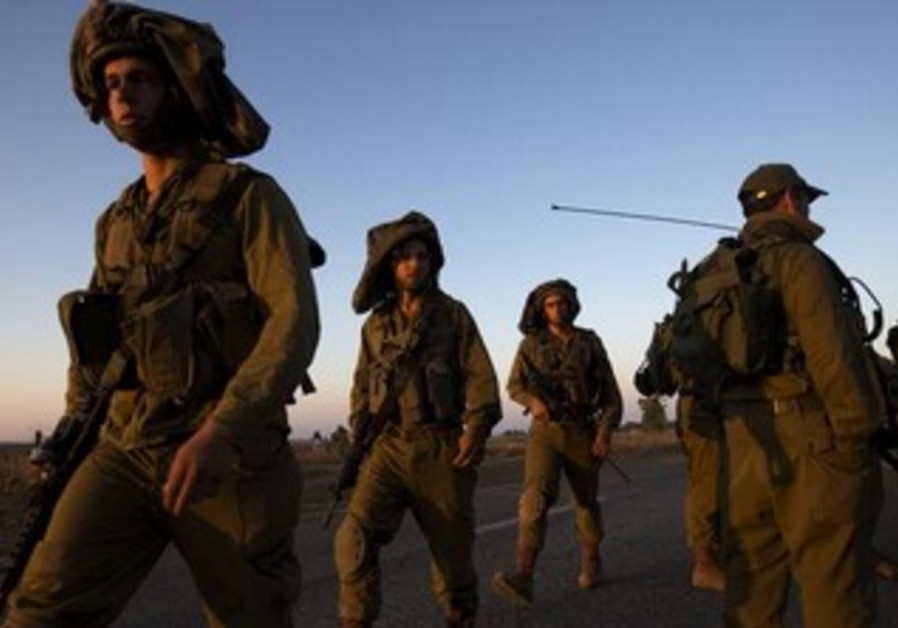 Israeli Jews have faith in Israel's security blanket.