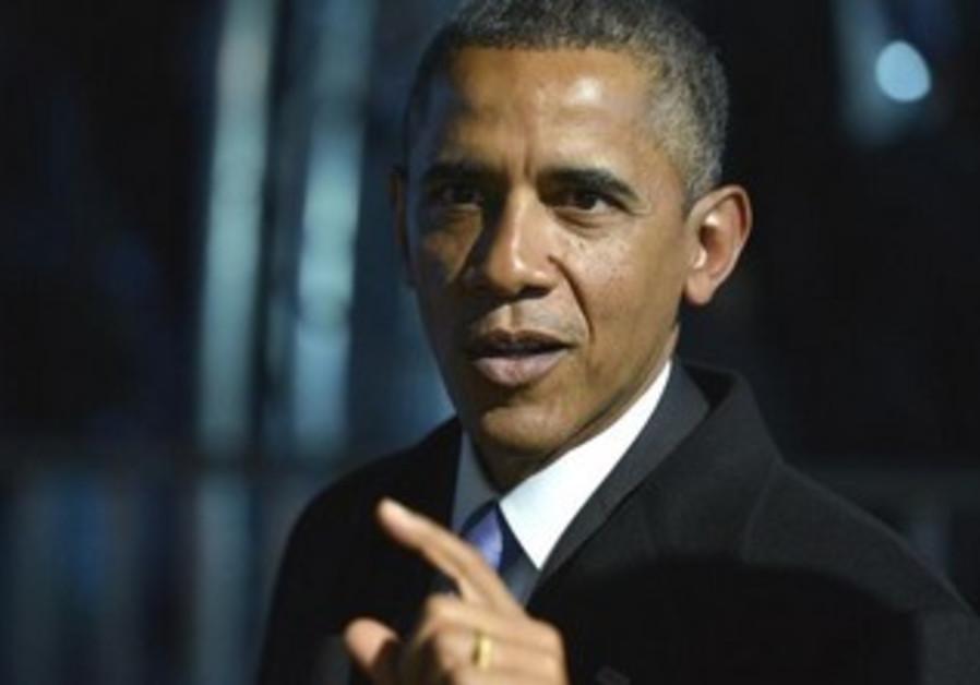 US President Barack Obama at the G20 Summit in Sr. Petersburg, September 6, 2013.