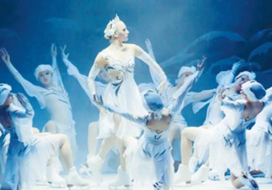 Swan Lake on Ice performance
