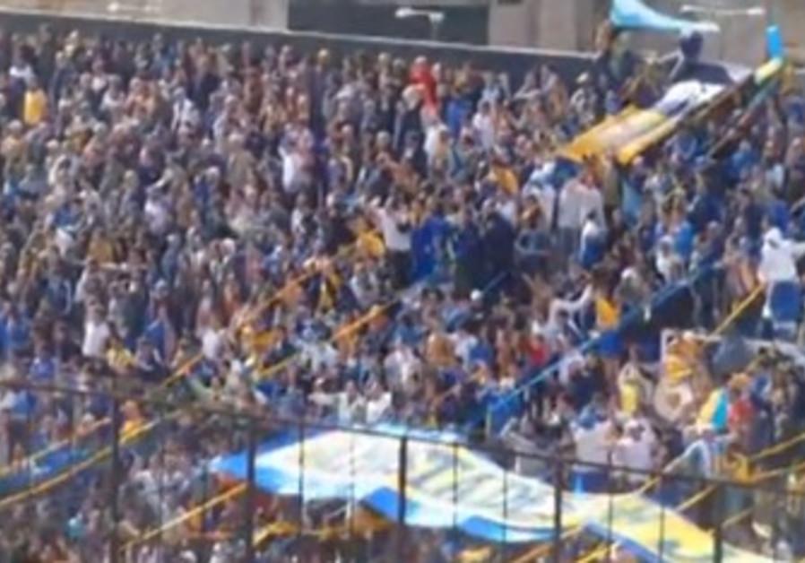 Atlanta vs Chacarita Juniors soccer match