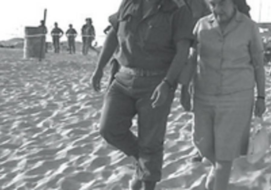 Golda Meir a avoue qu'elle manquait d'experience militaire a la veille de Yom Kippour