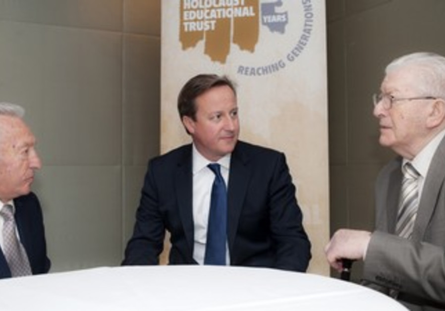 Martin Bennett, David Cameron, Josef Perl , September 16, 2013