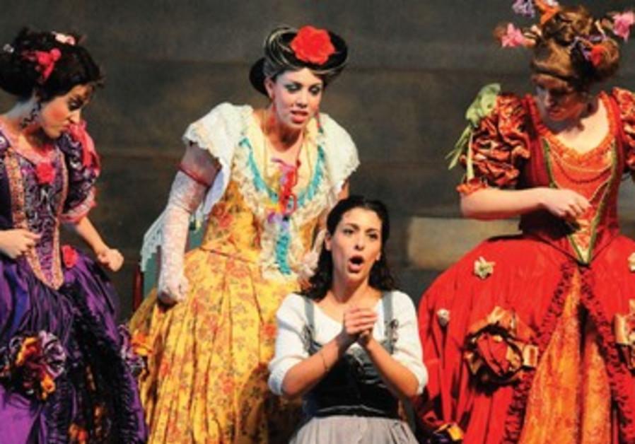 'Cinderella' at the Israeli Opera