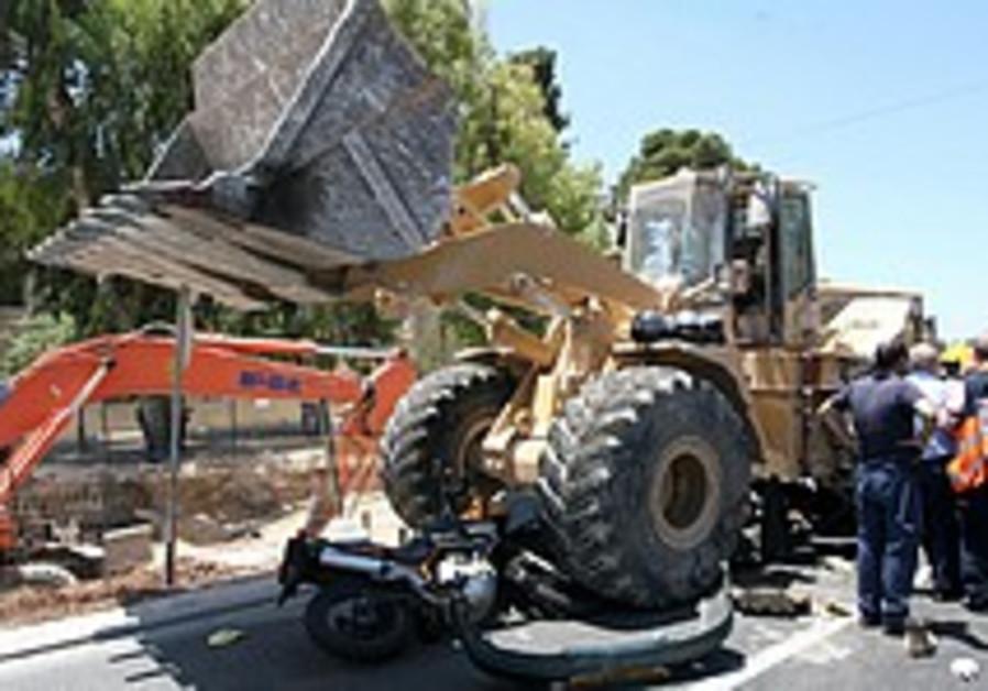 Construction, deconstruction and destruction