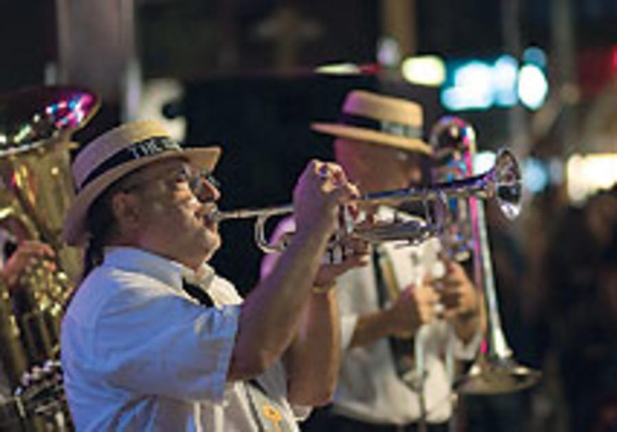 Winter jazz in Eilat