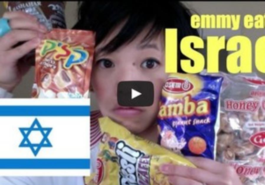Emmy Eats Japan