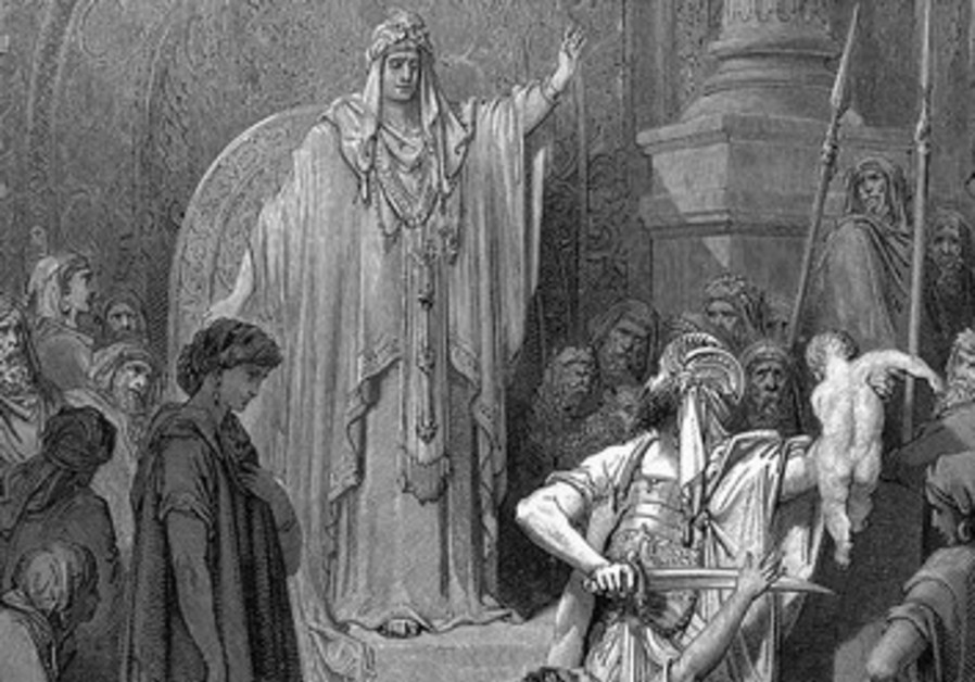 King Solomon, also known as 'Kohelet,' is known in most cultures for his wisdom.