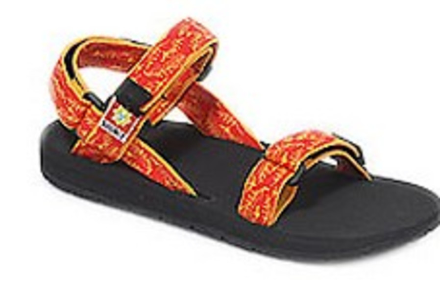 The Human Spirit: If the sandal fits