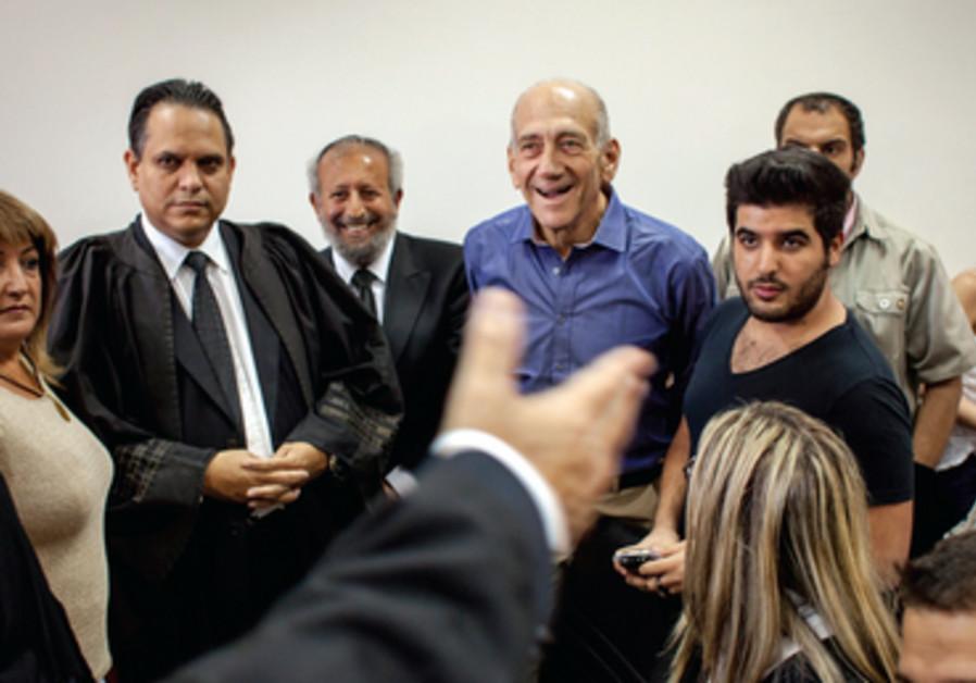 Ehoud Olmert joue son avenir politique dans le procès Holyland