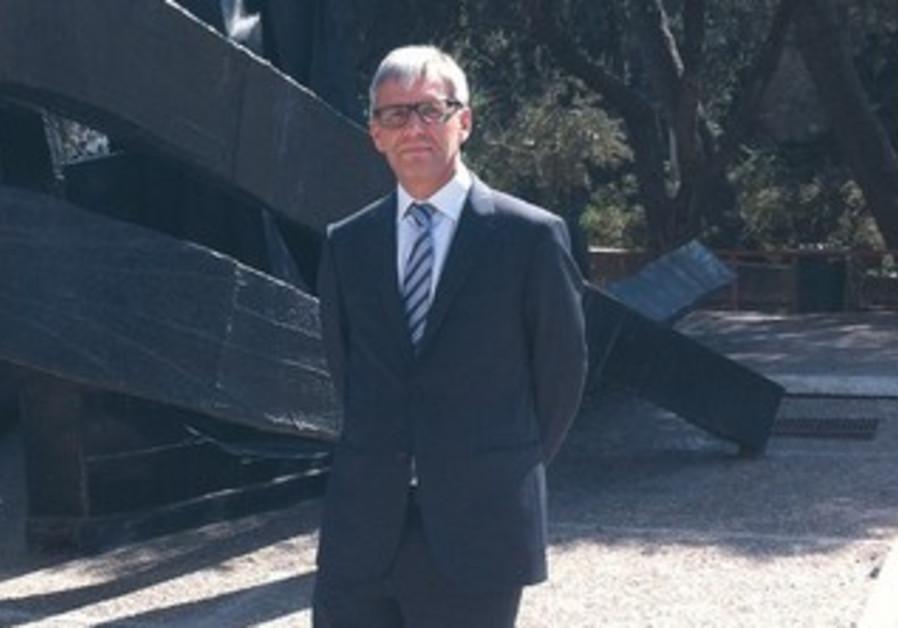 Danish Ambassador to Israel Jesper Vahr.