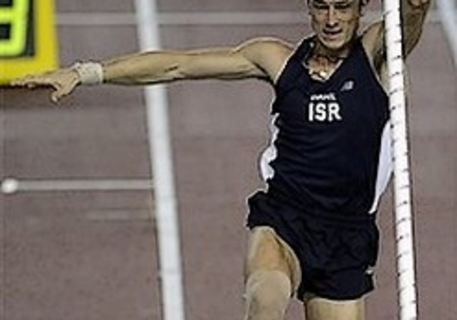 Track & Field: Averbukh falls short in his swansong Nationals