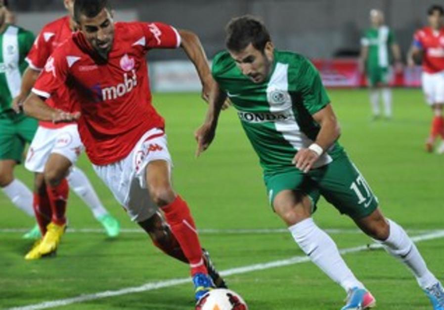 Maccabi Haifa v. Hapoel Beersheba