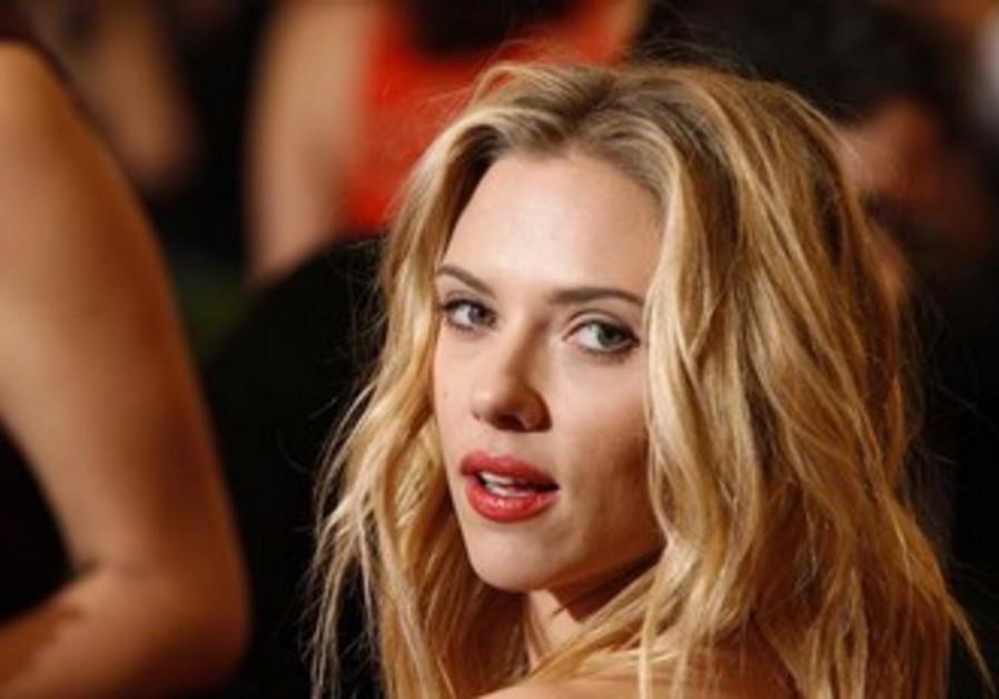 Scarlett Johansson at Metropolitan Museum of Art Costume Institute Benefit in NY, May 7, 2012