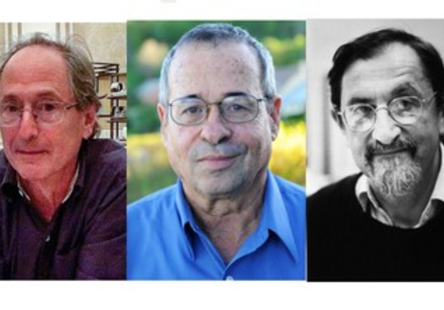 Nobel Prize Chemistry winners