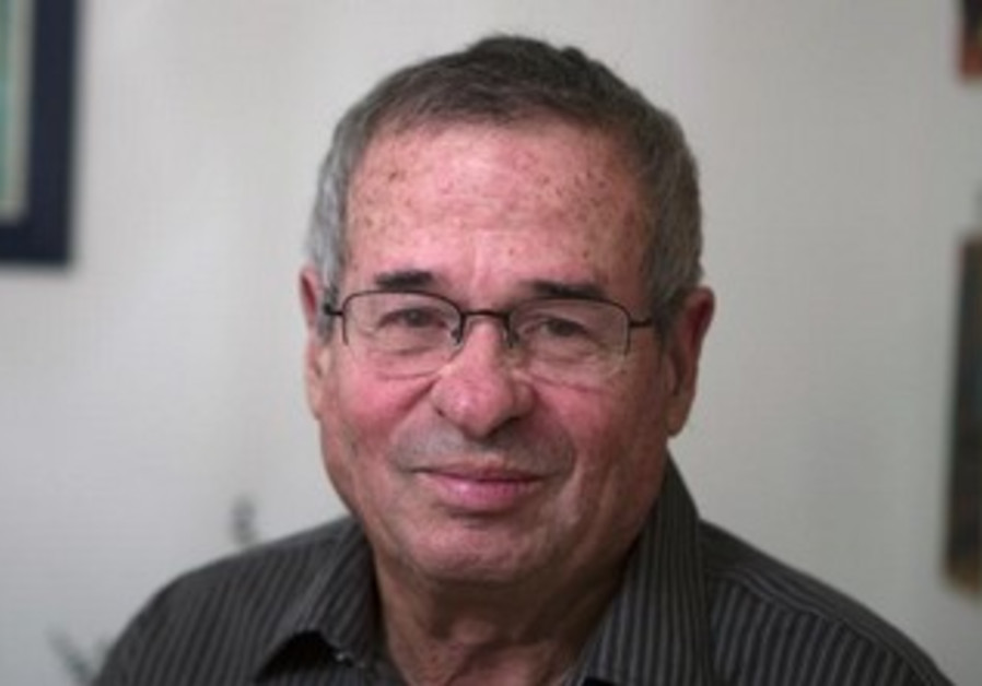 Nobel laureate professor Arieh Warshel.