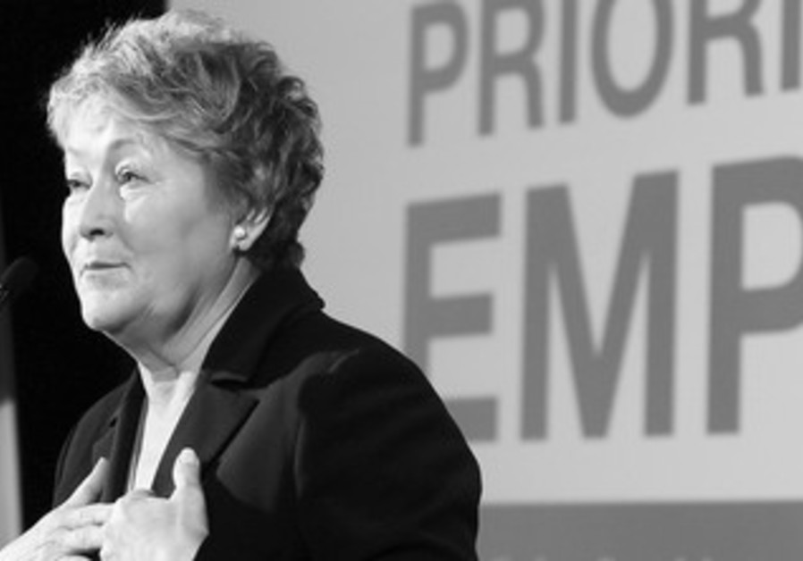 QUEBEC PREMIER Pauline Marois.
