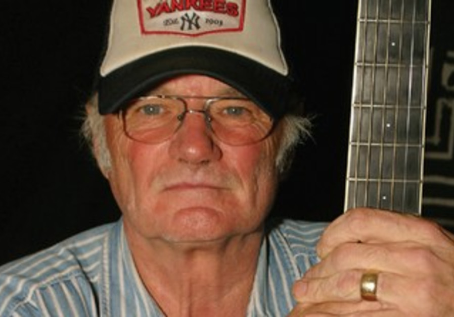 Guitar player and songwriter, Michael Chapman.