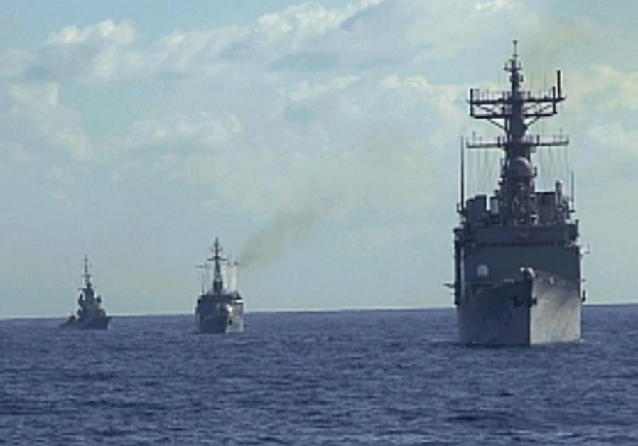 israel greek navy 298