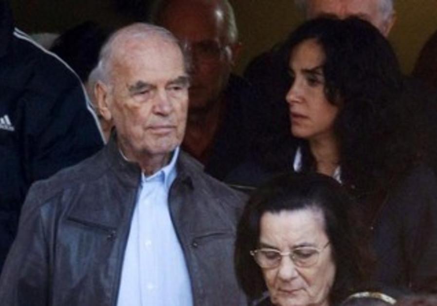 Convicted Nazi war criminal Erich Priebke