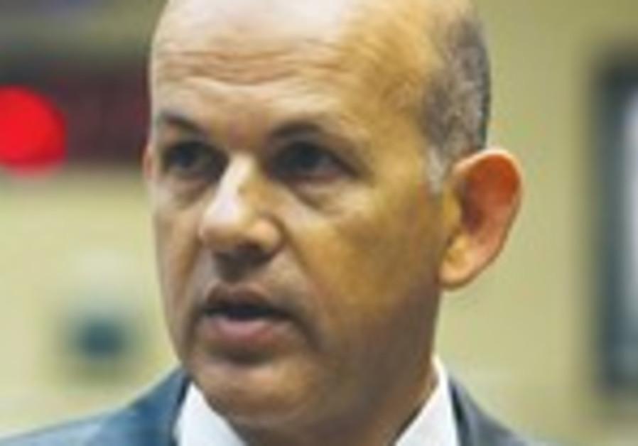 IEC CEO Eli Glickman