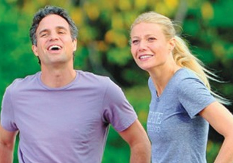 Thanks for Sharing, starring Mark Ruffalo and Gwyneth Paltrow