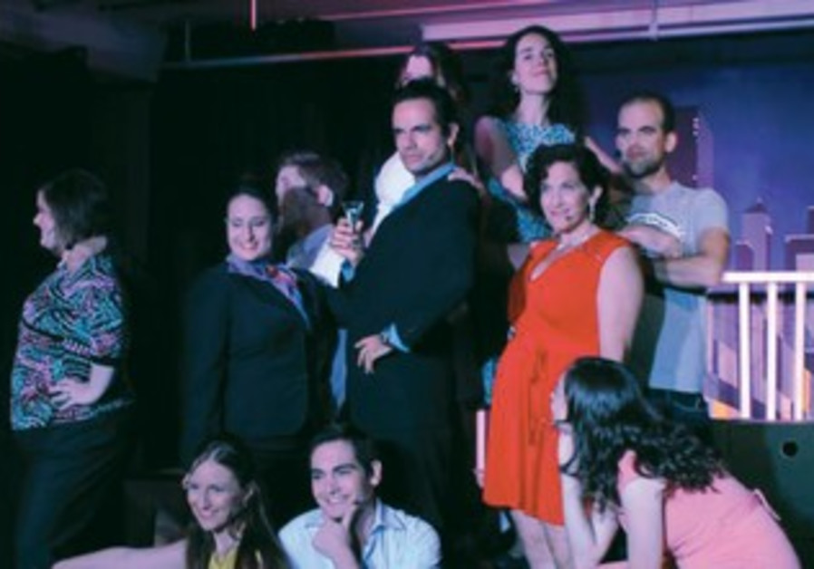 The cast of 'Company.'