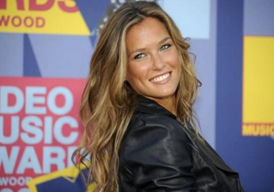 Bar Refaeli not disqualified from hosting Eurovision- Report