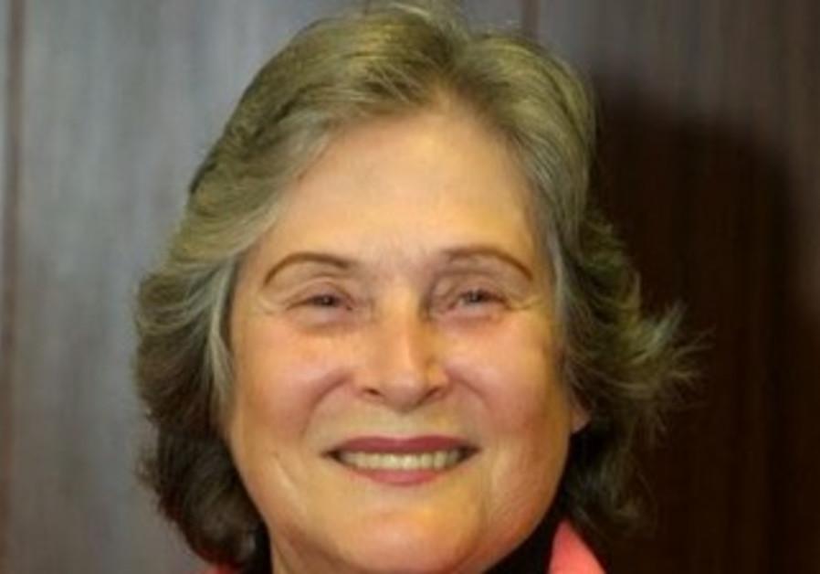 Prof. Ruth Arnon.