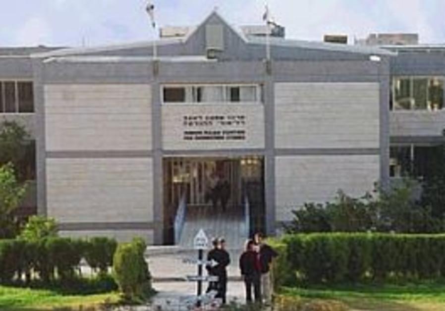 Barak: Ariel college can be university