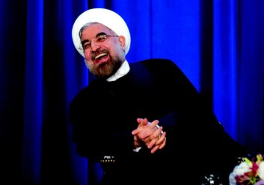 Le double jeu du président iranien Asaf Rouhani