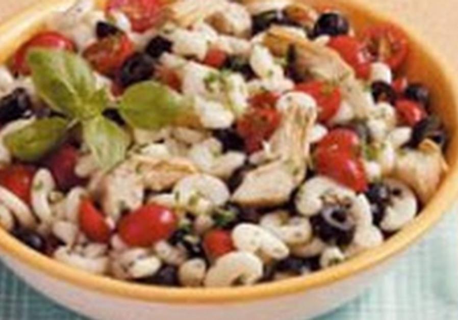 Lemon Antipasto Salad
