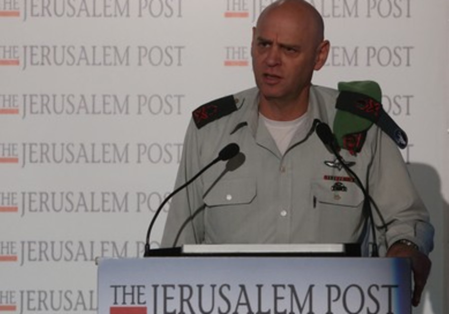 Jerusalem Post Diplomatic Conference on October 24, 2013.