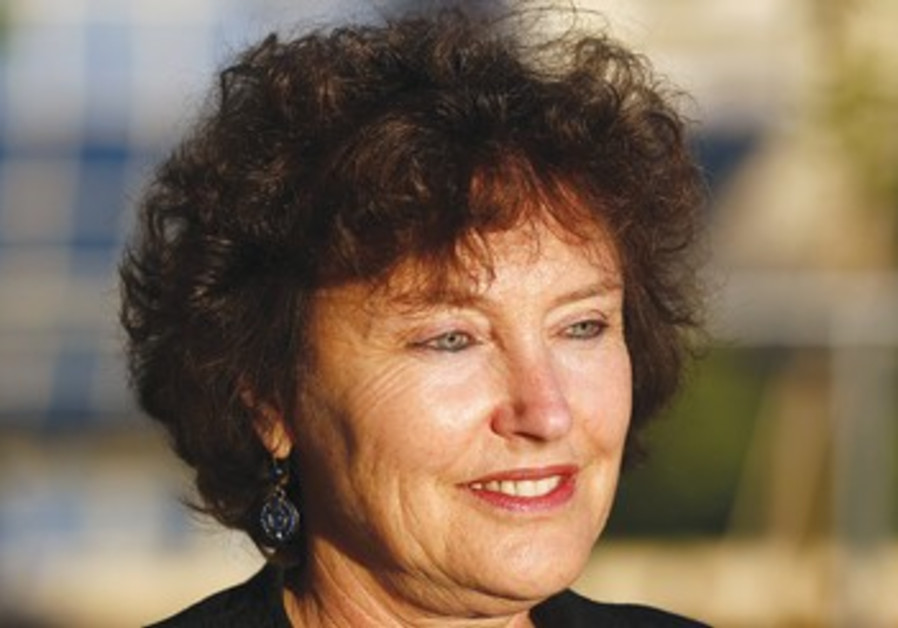 Bank of Israel Governor Karnit Flug