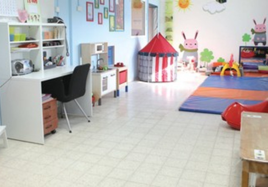 IKEA in Israel helps renovate therapy center for toddlers with disabilities