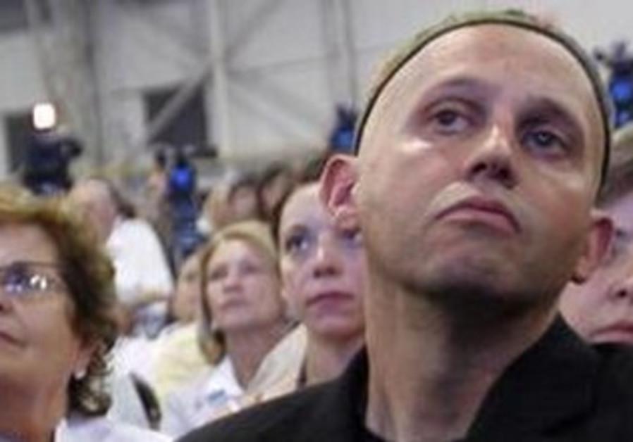 Argentinian politician Rabbi Sergio Bergman