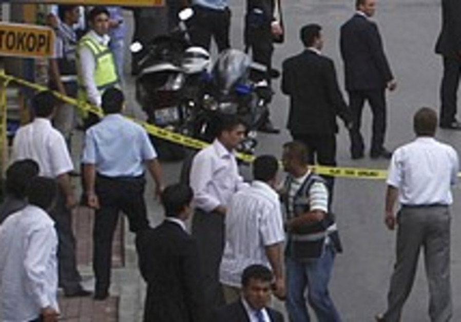 3 policemen killed in Istanbul attack