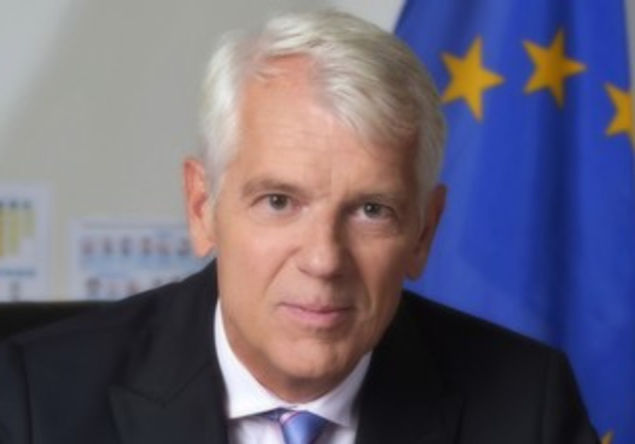 EU Ambassador Lars Faaborg-Andersen.