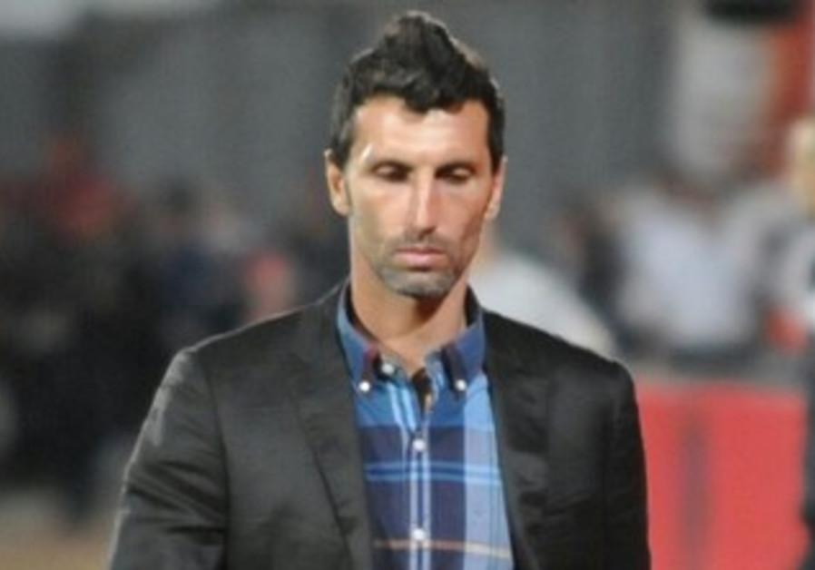 Mac Haifa coach Arik Benado.