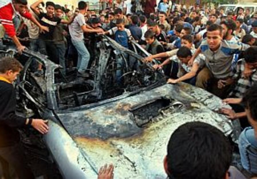 IAF kills 2 top fugitives in Gaza strike