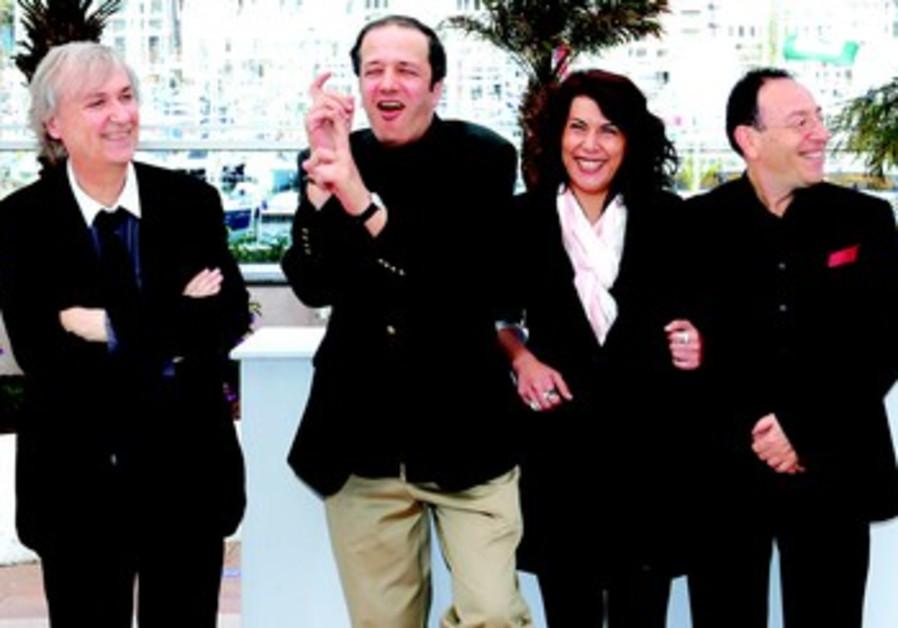 Les dessinateurs pour la paix, à Cannes en mai 2013