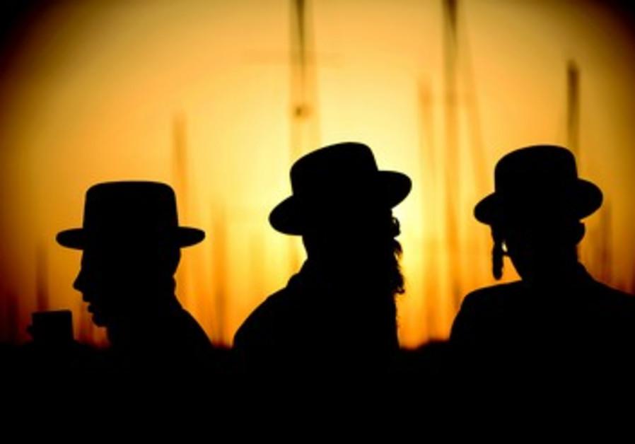 La majorité de ceux qui quittent Jérusalem sont ultraorthodoxes