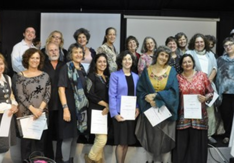 The group of newly certified spiritual care providers.